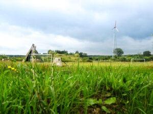 Erneuerbare Energien Windrad Tippi