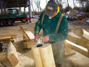 Holzverarbeitung Holzwerkstatt