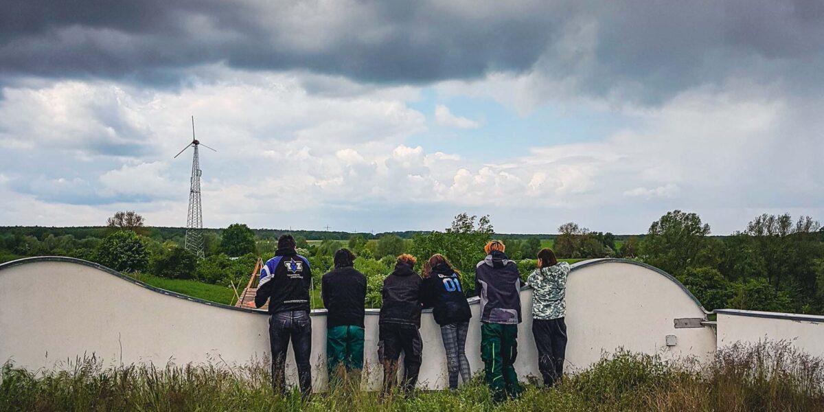 Jugendhilfe auf dem Jugendhof Brandenburg